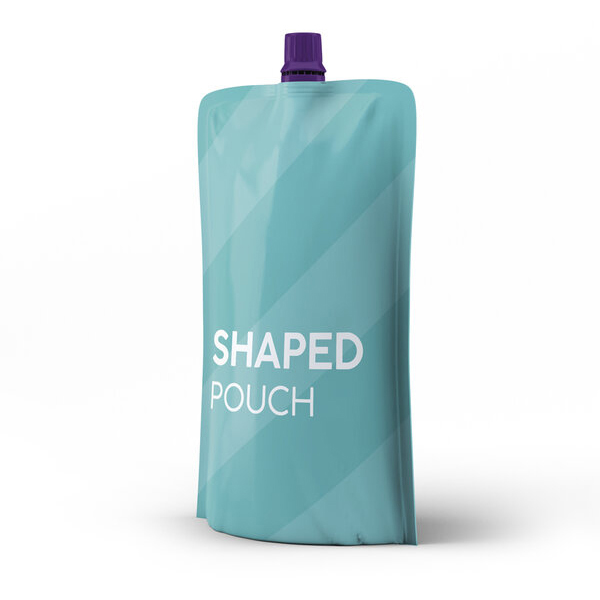 Shaped Pouch Coffee Packaging