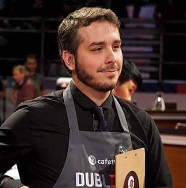 Danilo Lodi - MTPak Coffee Ambassador