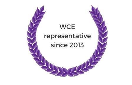 Danilo Lodi WCE representative since 2013