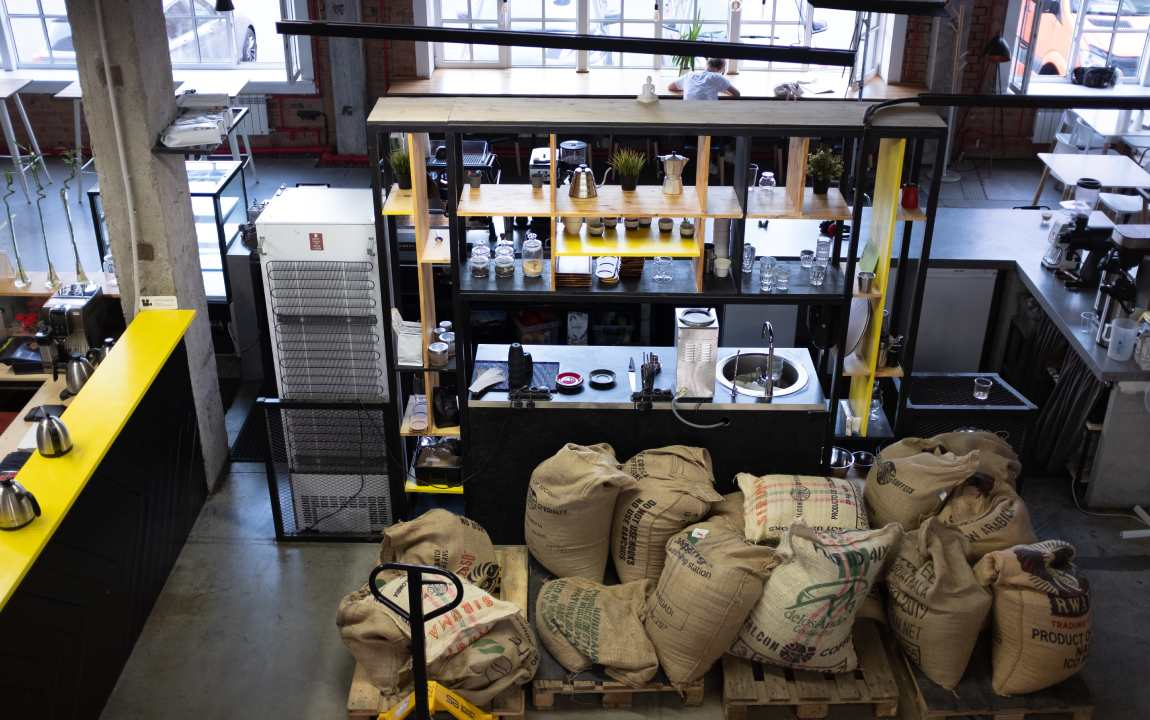How To Create An Efficient Roastery