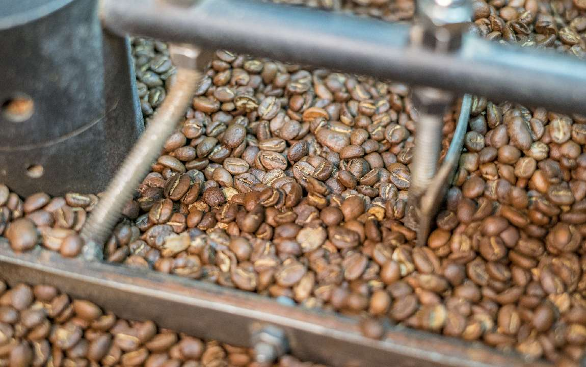 rate of rise in coffee roasting