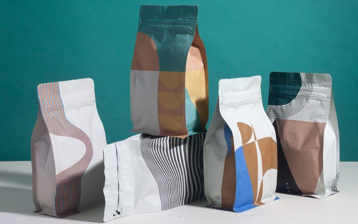 A Complete Guide To Flat Bottom Coffee Pouches