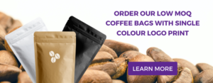 Order our low moq stock coffee bags