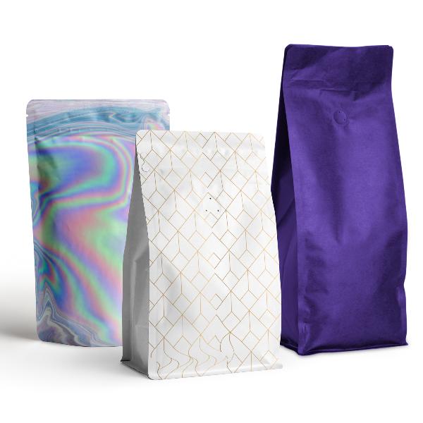Order our sample pack of bestselling MTPak coffee packaging