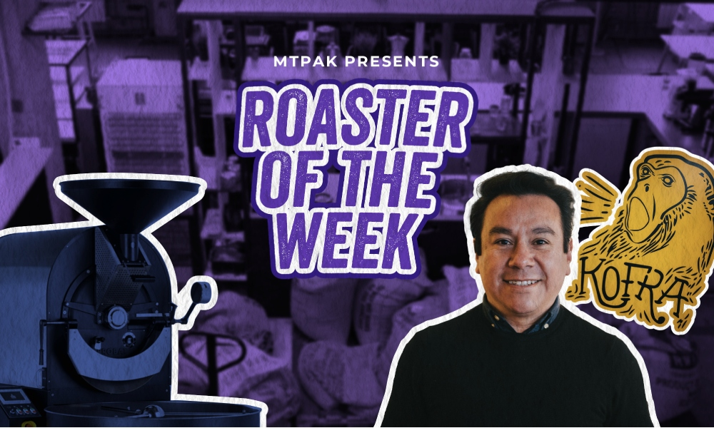 kofra roaster of the week