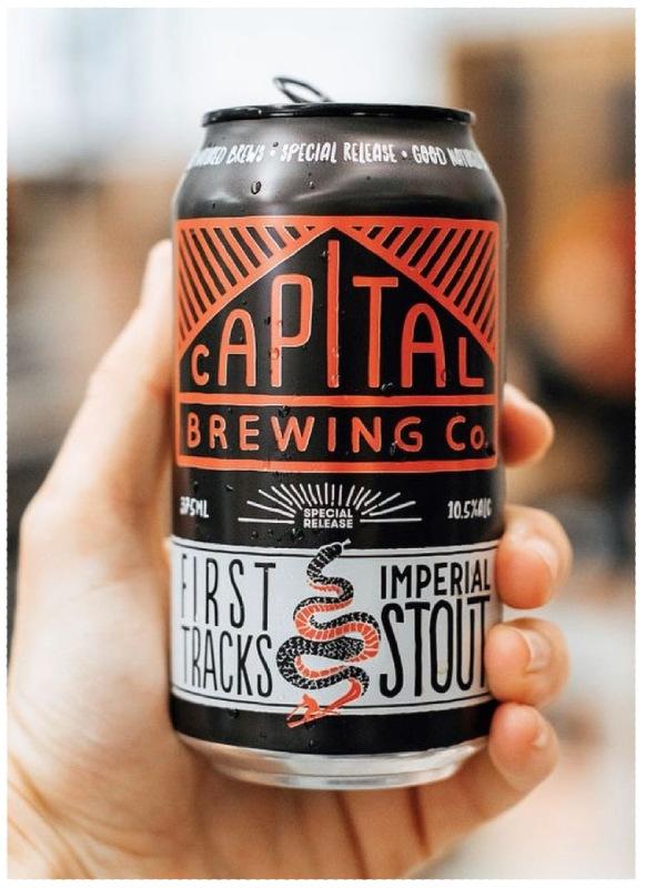 capital brewing co coffee beer