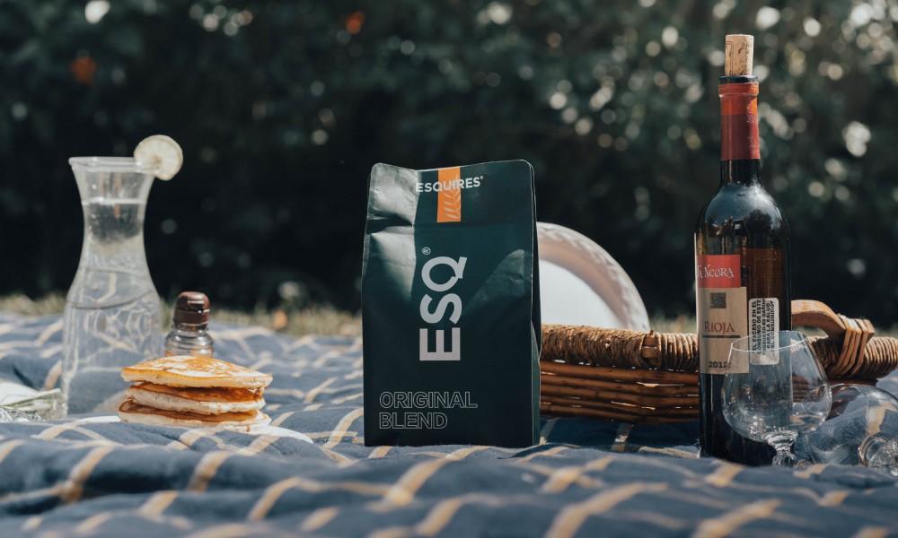 sustainable coffee bag