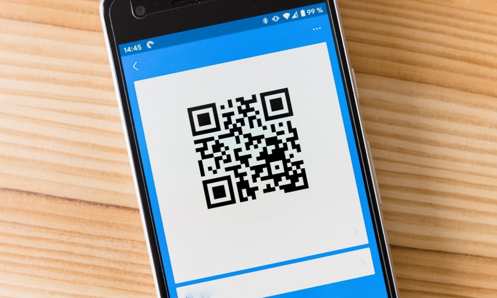 How QR codes on coffee packaging can help promote transparency